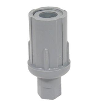 34290 - Kason - 61645000257 - 1 5/8 in Plastic Bullet Foot Product Image