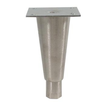 "34200 - Commercial - 6"" Plate Mount Leg Product Image"