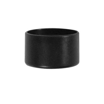 "32200 - Commercial - 1"" Round Hollow Plastic End Cap Product Image"