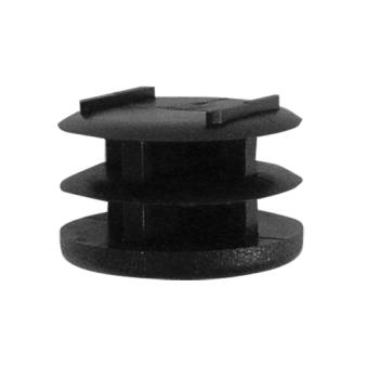 "32211 - Commercial - 1"" Round Plastic End Cap Product Image"