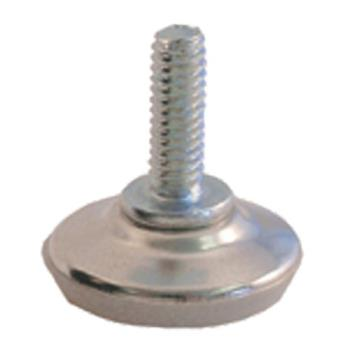 "32101 - Commercial - Table Leveler w/ Plastic Base & 1/4"" x 3/4"" Stud Product Image"