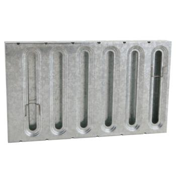 KAS67003001220 - Kason - 67003001220 - 12 x 20 in Galvanized Steel Trapper™ Filter Product Image