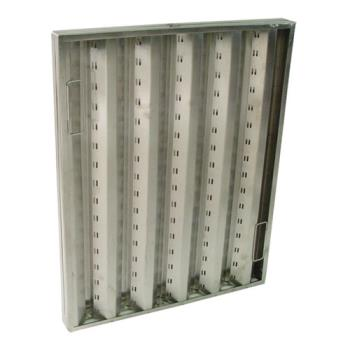 "31850 - FMP - 129-1114 - 25"" H x 20"" W x 2"" D Hinged Stainless Steel Hood Filter Product Image"