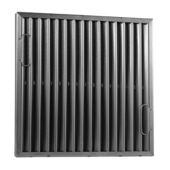 31600 - Flame Gard - 202020 - Heavy Duty 20 in (H) x 20 in (W) S/S Hood Filter Product Image