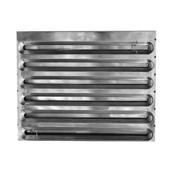 KAS67001001616 - Kason - 67001001616 - 16 x 16 in Stainless Steel Trapper™ Filter Product Image