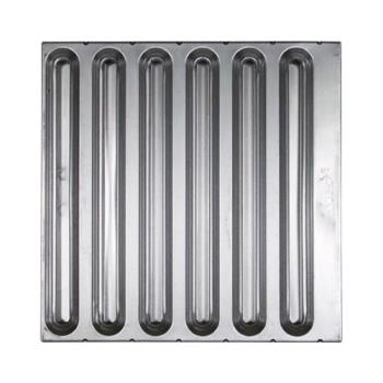 KAS67001002516 - Kason - 67001002516 - 25 x 16 in Stainless Steel Trapper™ Filter Product Image
