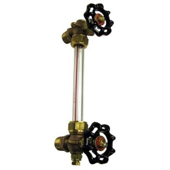 561260 - Cleveland - 40445 - Glass Water Guage w/ Tension Rods Product Image