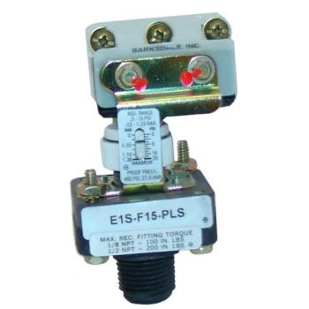 "421101 - Market Forge - 10-8411 - 1/2"" NPT Pressure Switch Product Image"