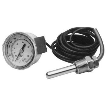 621006 - Champion - 108391 - 100° - 220° Rinse Thermometer Gauge Product Image