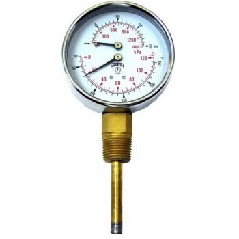 621079 - Hubbell - T405 - Temperature/Pressure Gauge Product Image