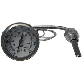 81237 - Stero - P65-1135 - 20° - 220° Dishwasher Thermometer Product Image