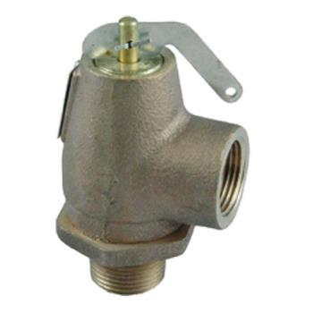 "13405 - Cleveland - 8 PSI 3/4"" Pressure Relief Valve Product Image"