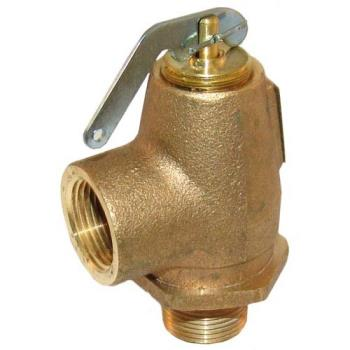 "13406 - Commercial - 15 PSI 3/4"" Pressure Relief Valve Product Image"