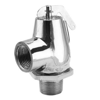 "561017 - Commercial - 45 PSI 3/4"" Steam Safety Relief Valve Product Image"