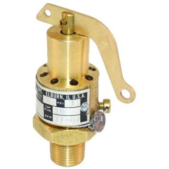 "561203 - Groen - 143470 - 18 Lbs/Hr 3/8"" Steam Safety Relief Valve Product Image"