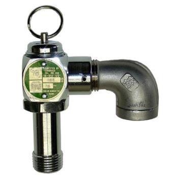 561197 - Henny Penny - 59742 - 1/2 in Fryer Relief Valve Product Image