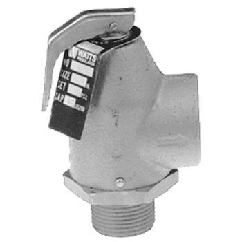 "561354 - Market Forge - 10-2821 - 15 PSI 3/4"" Steam Safety Valve Product Image"