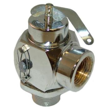 61633 - Original Parts - 561328 - 50 PSI 3/4 in Steam Safety Relief Valve Product Image