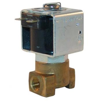 581070 - Cleveland - CLEFK22241 - 120V 1/4 in Hot Water Solenoid Valve Product Image
