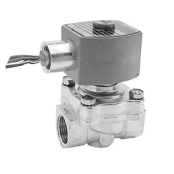 "581001 - Commercial - ASCO 3/4"" 120V Steam Solenoid Valve Product Image"