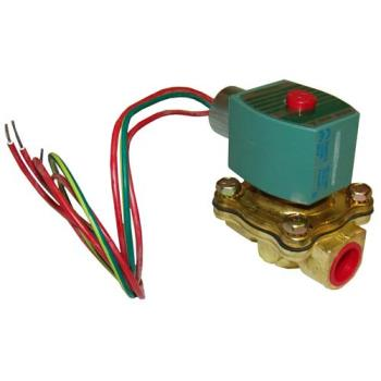 "581010 - Commercial - 1/2"" 120V Hot Water Solenoid Valve Product Image"