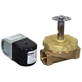 "581026 - Commercial - 3/4"" 120/240V Hot Water/Steam Solenoid Valve Product Image"