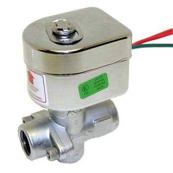 "581087 - Henny Penny - 17121 - 1/2"" 120V Steam Solenoid Valve Product Image"