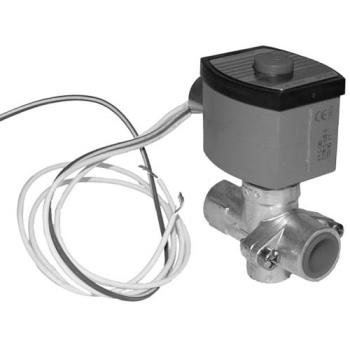 "581119 - Henny Penny - 18721 - 1/2"" 240V Steam Solenoid Valve Product Image"