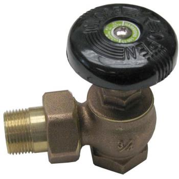 561009 - Commercial - 90° Steam Supply Valve w/ Reducer Bushing Product Image