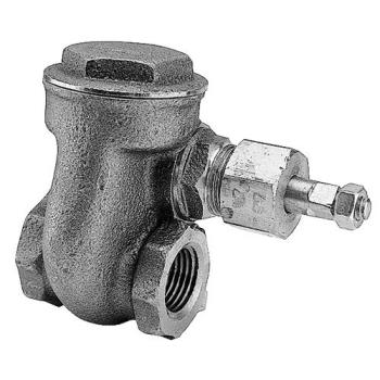 "561019 - Commercial - 1/2"" Steam Gate Valve Product Image"