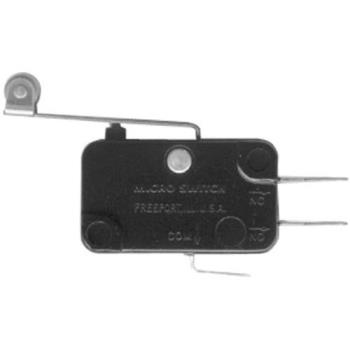 421659 - Hoshizaki - 4A2546-01 - Momentary On/Off 3 Tab Micro Roller Switch Product Image