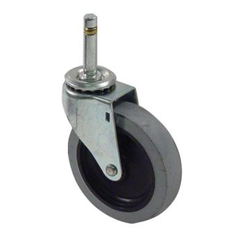 35116 - Commercial - Bus Cart Caster With 4 in Wheel Product Image