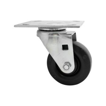 35143 - Rubbermaid - 1005-L4 - 3 1/2 in Tilt Truck Caster Kit with Hardware Product Image