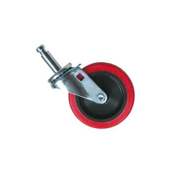 RUBFG2651L20000 - Rubbermaid - 2651-L2 - 3 in Trainable Dolly Caster Product Image