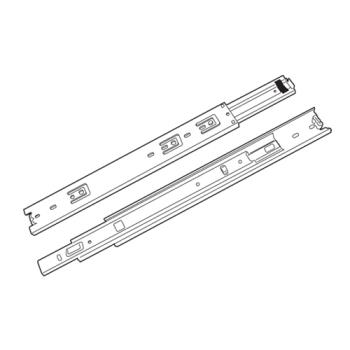 "RUBFG4511L30000 - Rubbermaid - 4511-L3 - 14"" TradeMaster® Cart Drawer Slide Product Image"