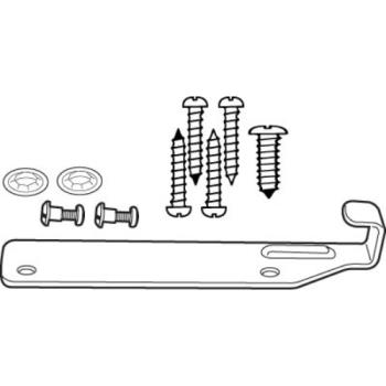 RUBFG4511L50000 - Rubbermaid - 4511-L5 - TradeMaster® Cart Single Drawer Hardware Kit Product Image