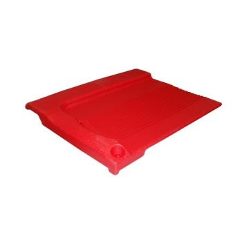 RUBFG4512L4RED - Rubbermaid - 4512-L4 - TradeMaster® Red Cart Right Door Product Image
