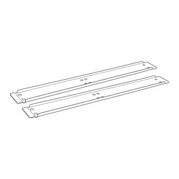 RUBFG4512L70000 - Rubbermaid - 4512-L7 - TradeMaster® Cart Back Panel Bracket Product Image