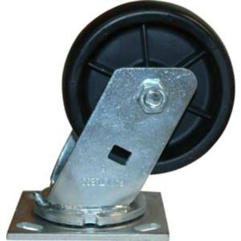 RUBFG4727L10000 - Rubbermaid - 4727-L1 - 5 in Swivel Caster Product Image