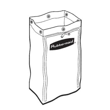 RUBFG6182L40000 - Rubbermaid - 6182-L4 - Flexi 2000™ Cleaning Cart Accessory Kit Product Image
