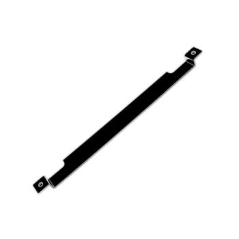 RUBFG9T14L2BLA - Rubbermaid - 9T14-L2 - Black Tilt Truck Handle Bracket Product Image