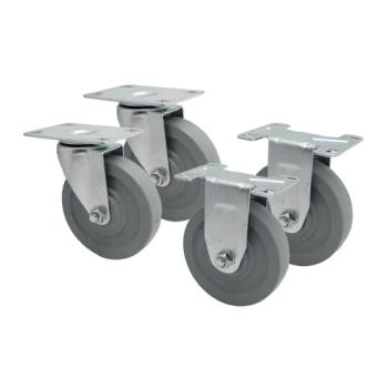 35154 - Rubbermaid - 9T66-L1 - Caster Kit Product Image
