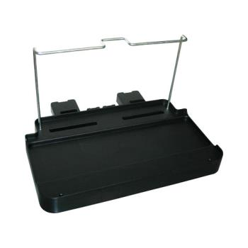 RUBFG9T73L8BLA - Rubbermaid - 9T73L8BLA - Black Folding Bag/Bucket Platform Product Image