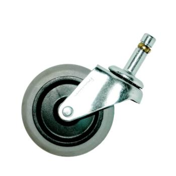 RUBFG2640M10000 - Rubbermaid - FG2640M10000 - 3 in Swivel Stem Dolly Caster Product Image