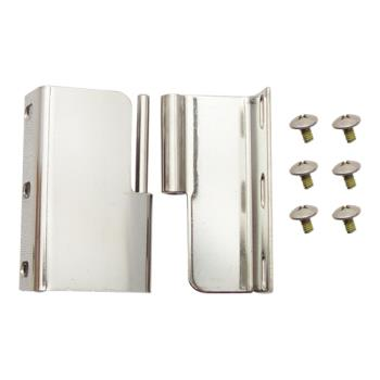 66469 - Carlisle - PC301HA38 - PC300 Chrome Hinge Assembly Product Image