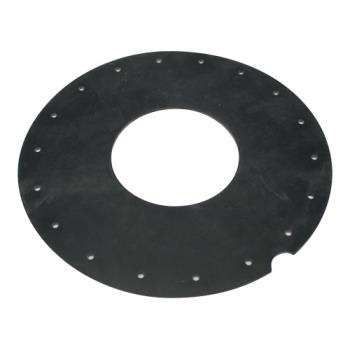 "26266 - Dispense-Rite - SLRB-2SM - 2 7/8"" - 3 1/4"" Small Rubber Baffle   Product Image"
