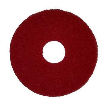 ORE437055 - Bissell - 437.055BG - 12 in Red Polish Pad Product Image