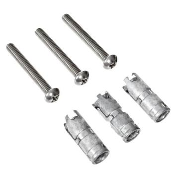 BOB252230 - Bobrick - 2522-30 - Grab Bar Mounting Machine Screws & Expansion Shields Product Image