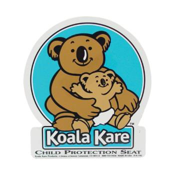 69161 - Koala - 795 - Child Protection 6 in x 7 in Door Label Product Image
