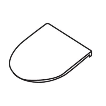 RUBFGB362L10000 - Rubbermaid - B362-L1 - Commode Lid Product Image